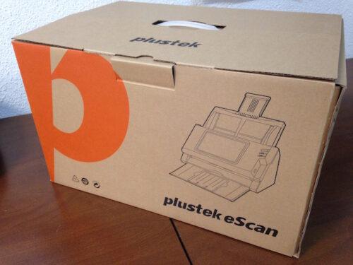 Review del plustek eScan A150