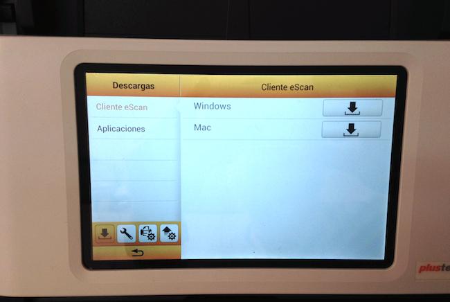 Descargas de las aplicaciones clientes para Windows y Mac