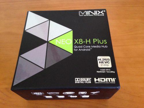 El MINIX NEO X8-H Plus al desnudo
