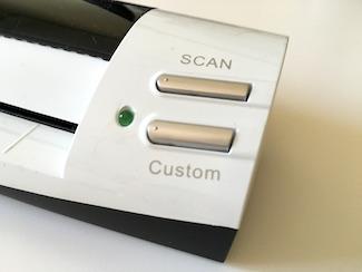 Botones del MobileOffice S601