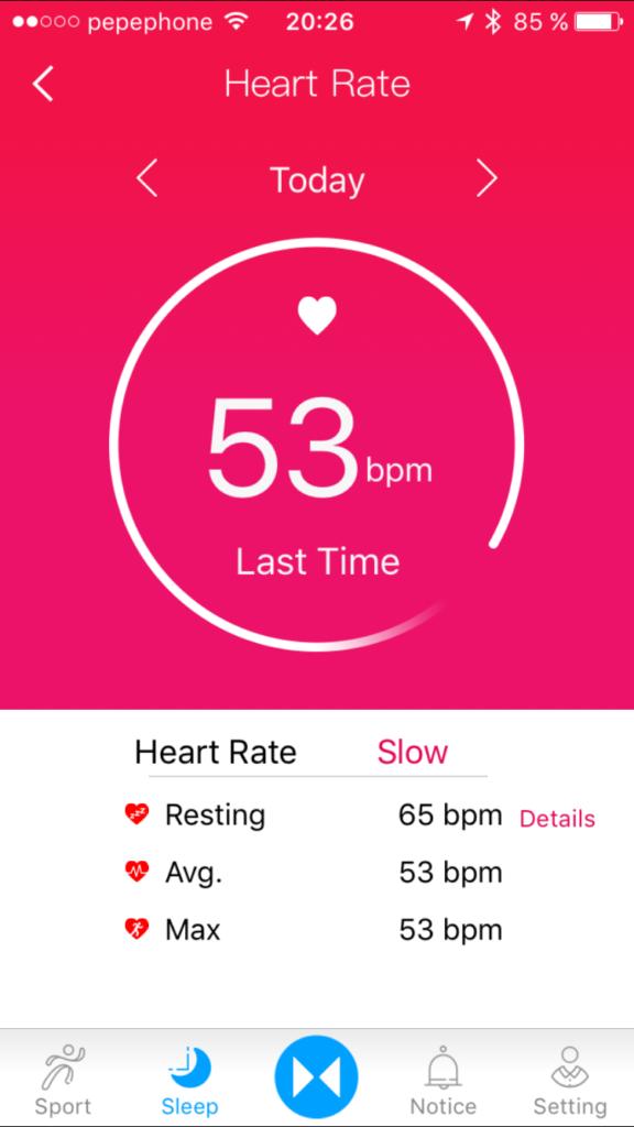 App para iOS del SMA-Q