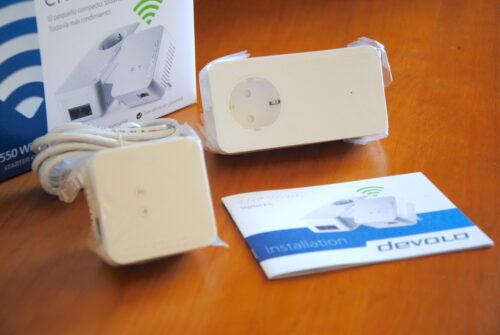 PLC devolo dLAN 550 WiFi