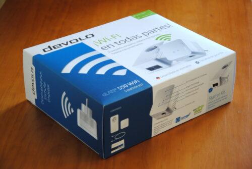 dLAN 550 WiFi