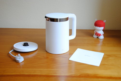 La jarra Xiaomi Mi Electric Water Kettle