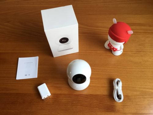 cámara Xiaomi Wireless Smart IP