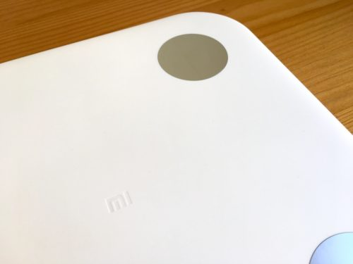 Xiaomi Smart Weight Scale