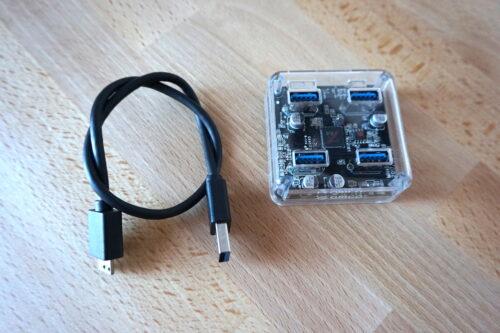 hub USB orico