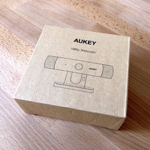 webcam aukey 1080p