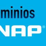 QNAP dominio